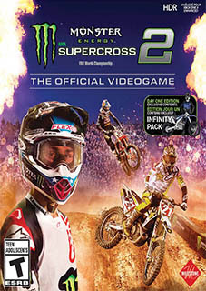 Monster Energy Supercross The Official Videogame 2 Torrent (PC)