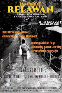 Jambore Relawan Sekolah Raya