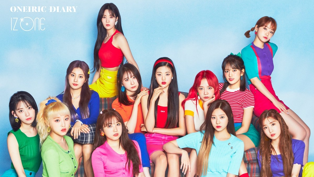 IZ*ONE Shown Full of Color in Latest Teaser Photo for The Latest Comeback 'Oneiric Diary'