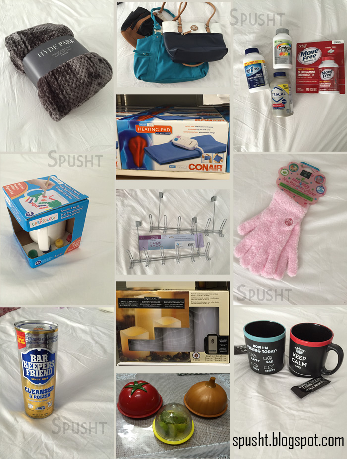 Spusht Gift Ideas For Family To Carry From Usa