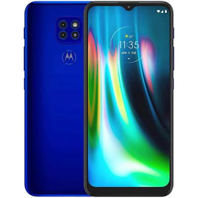 Motorola Moto G9 Play azul