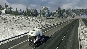 Frosty weather mod