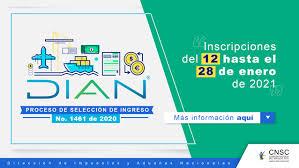 https://www.notasrosas.com/Dian inicia este martes 12 de enero, inscripciones para oferta de empleos