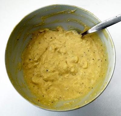 ENSALADA DE PATATA AMISH la cocinera novata crema agria apio tupper entrante cocina receta vegetariana picnic lunch