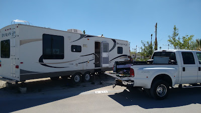 American travel trailer, 5th wheel and caravan sales on the Costa Blanca, Spain