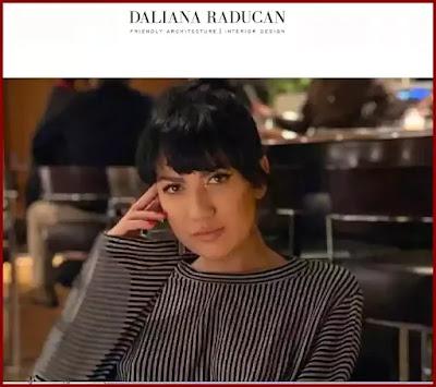 arhitecta daliana raducan biografie data nașterii vârsta studii