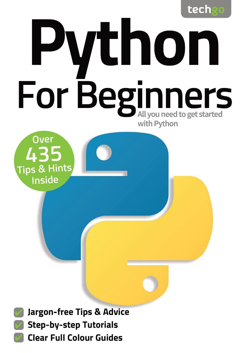 Python for Beginners, 7th Edition – 2021