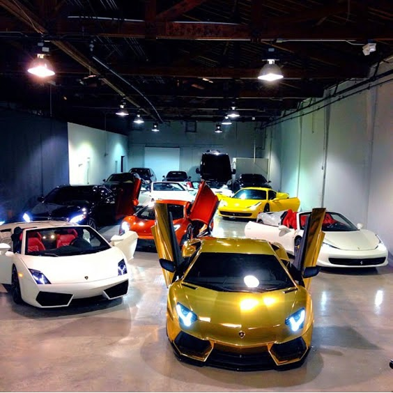 Exotic And Luxury Cars For Rent In: Www.SouthBeachExoticRentals.com