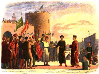the impact on the norman invasion on the language of literature of england