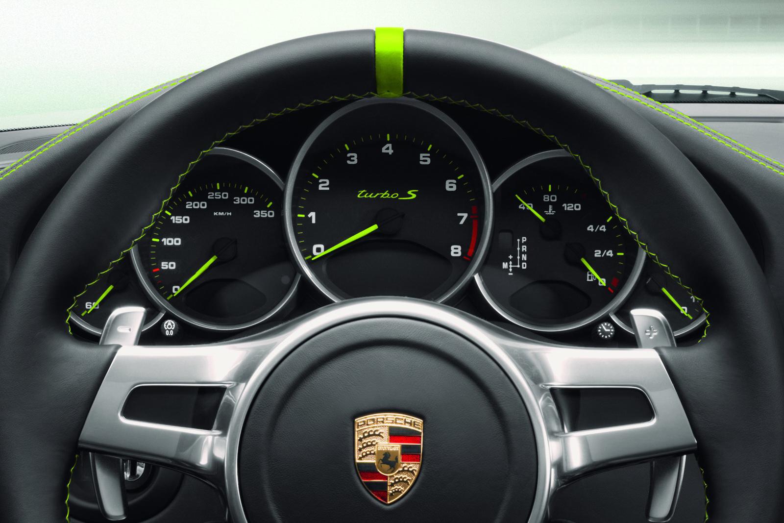 Automotivegeneral Porsche 911 Turbo S 918 Spyder Interior Wallpapers