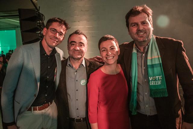 Υποψήφιος Ευρωβουλευτής με τους ΟΙΚΟΛΟΓΟΥΣ ΠΡΑΣΙΝΟΥΣ ο Μανώλης Βέμης