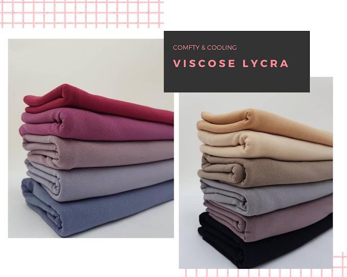 VISCOSE LYCRA 300grm
