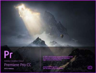 Adobe Premiere Pro CC 2015.4 v10.4.0
