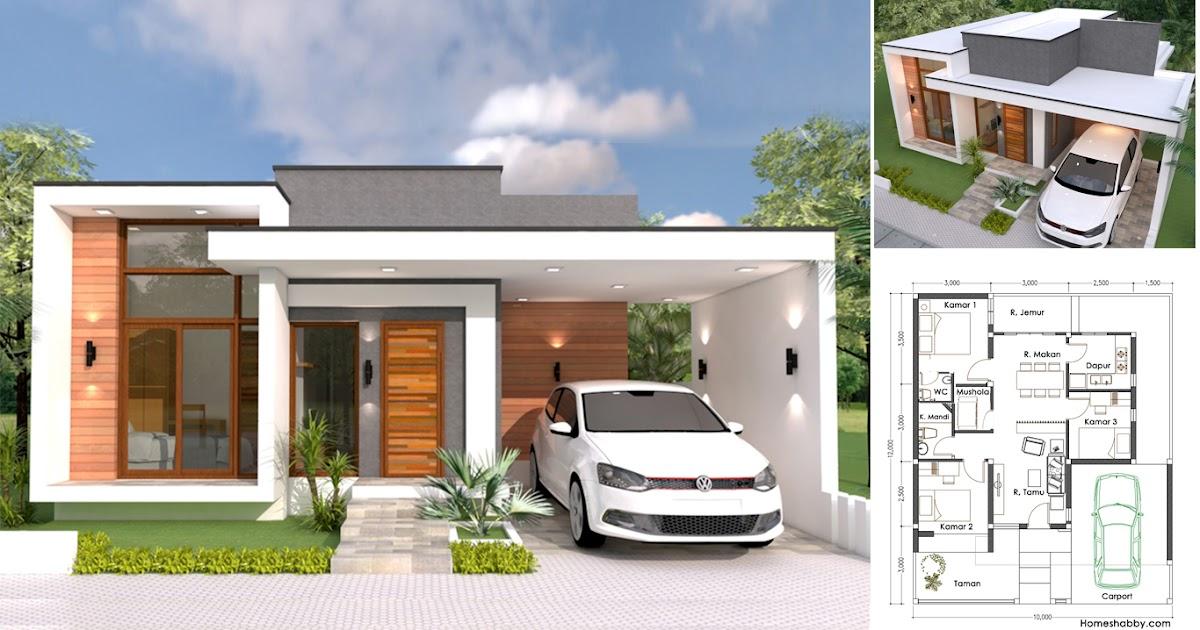Hoàn thành các kế hoạch và thiết kế nhà theo phong cách tối giản hiện đại với