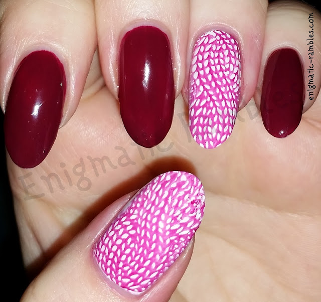 Knitted-Winter-Nails-Nail-Art