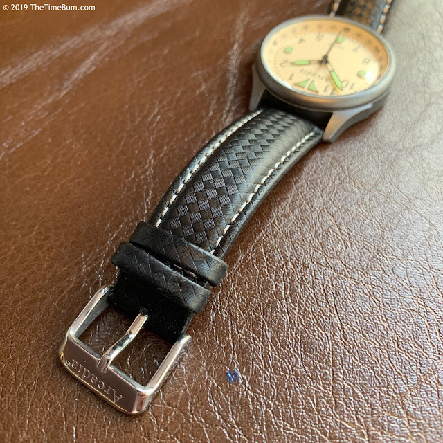 Arcadia G1.0 Graphene Field Watch strap