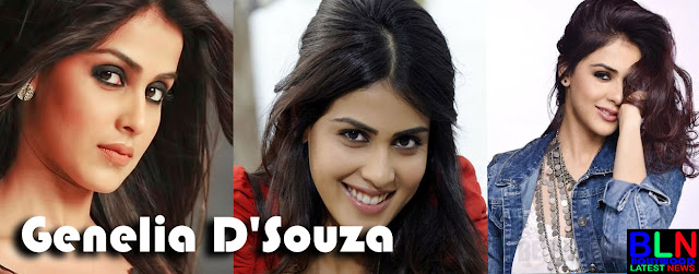 genelia d'souza Left Bollywood After Marriage