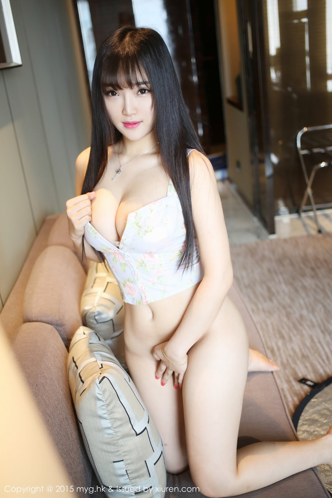 Sexy Girl Model MYGIRL VOL.118