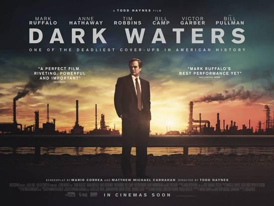 Review Dark Waters (2019), Film yang Menegangkan Namun Menghibur