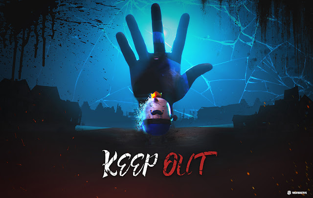 KEEP OUT Steam Game