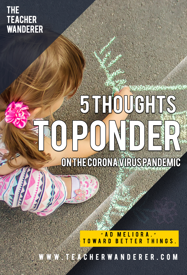 Essay on Corona Virus pandemic
