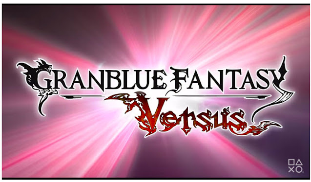 Logo of Granblue Fantasy Versus