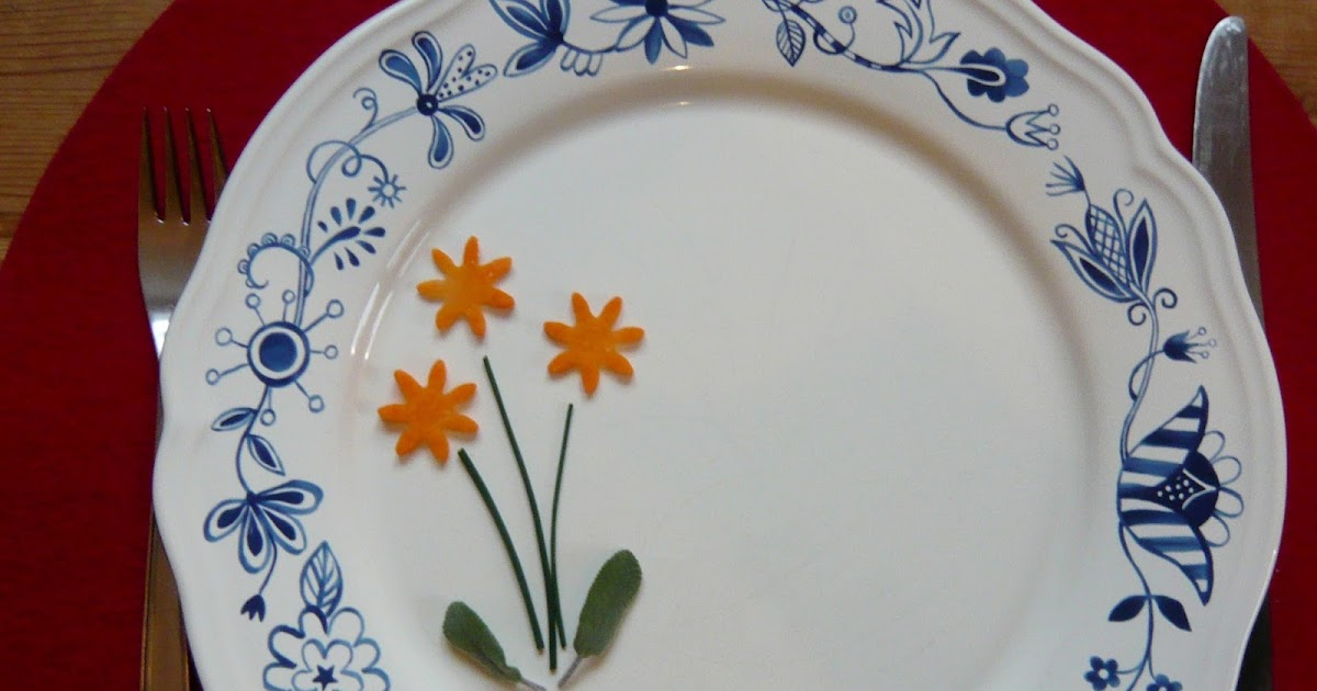 aus meinem n hk stchen blumen essen fleur a manger. Black Bedroom Furniture Sets. Home Design Ideas