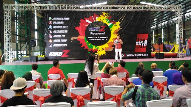 EnerZ Extreme Park Subang Jaya, Alvin Tey,