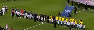 سوبر كلاسيكو بنكهة التانجو..الأرجنتين تفوز على البرازيل بهدف ميسى