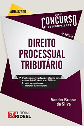 Concurso Descomplicado – Direito Processual Tributário