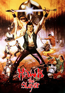 Hawk the Slayer Poster by Les Edwards