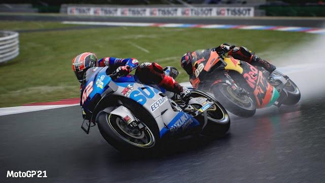 Imagem do MotoGP 21
