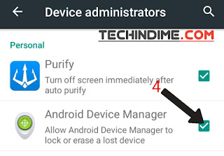 Techindime what-is-android-device-manager-in-hindi