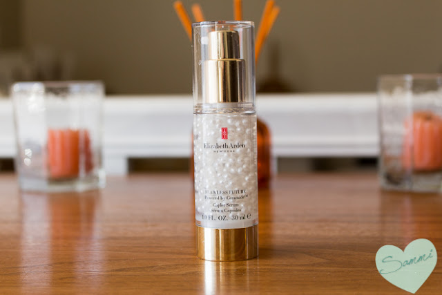 The Power of Two: Elizabeth Arden Skincare Review Flawless Future Ceramide Caplet Serum