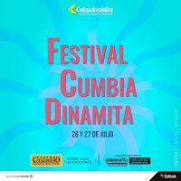 Festival CUMBIA DINAMITA 2019 | Teatro Colsubsidio