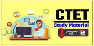 CTET Study Material