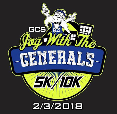 2018 Jog With The Generals