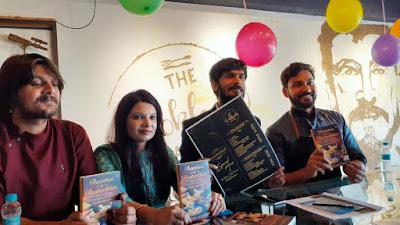 कुकबुक कैफ़े में शनिवार को 1 बजे से लाइव कुकिंग शो का आयोजन