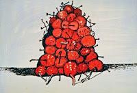 Resultado de imagen de Philip guston cerezas