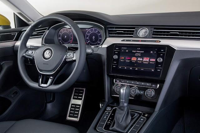 VW Arteon 2019 - USA