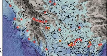 Το Αιγαίο έχει Ιστορικό με τσουνάμι