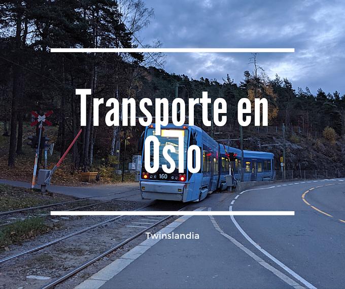 Cómo ir al centro de Oslo, Noruega desde el aeropuerto Gardermoen