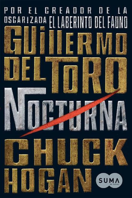 Nocturna | The strain #1 | Guillermo del Toro & Chuck Hogan