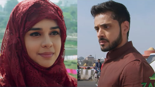 Zara's Nikah 27th January 2021 Zee World Update