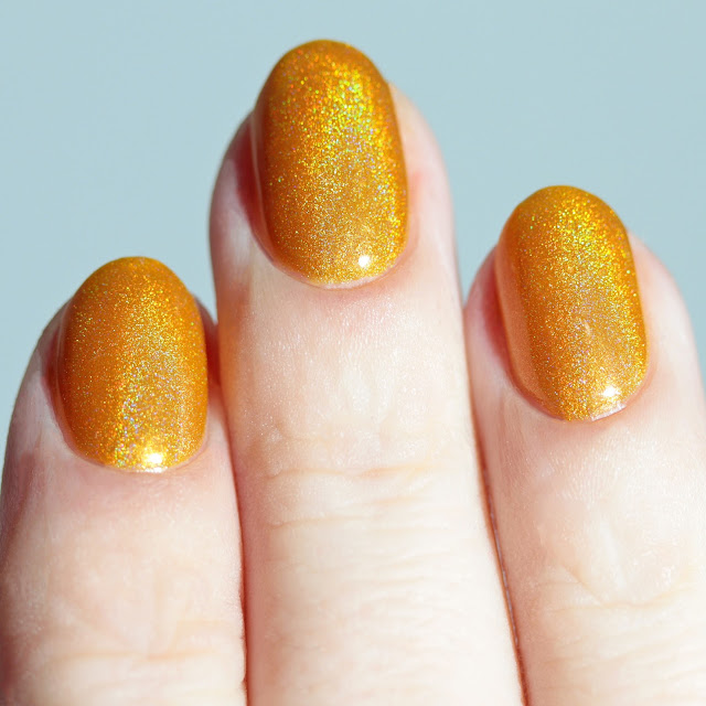 Octopus Party Nail Lacquer Tage