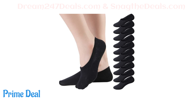 50% off No Show Socks Women for Flats