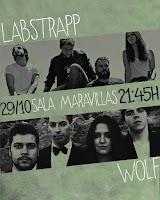 Labs Trapp y Wold en Maravillas Club