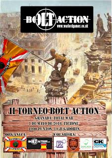 [Torneo] II Torneo de Bolt Action de Granada: Total War