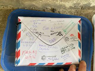 DNF logboek eindcache valentijn delft