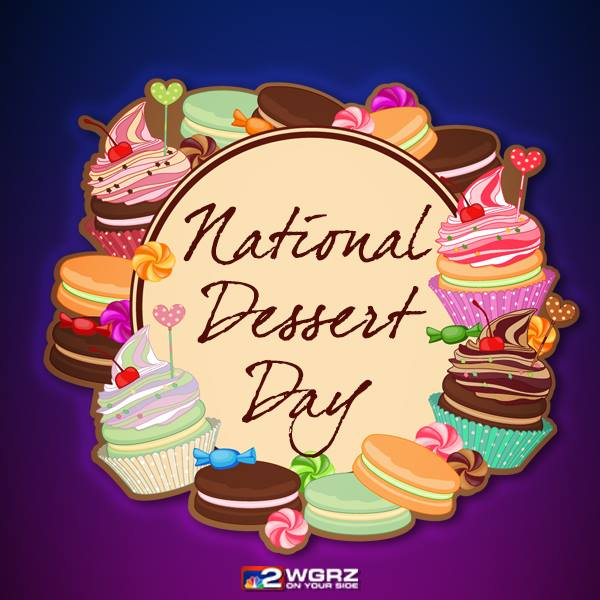 National Dessert Day Wishes Unique Image